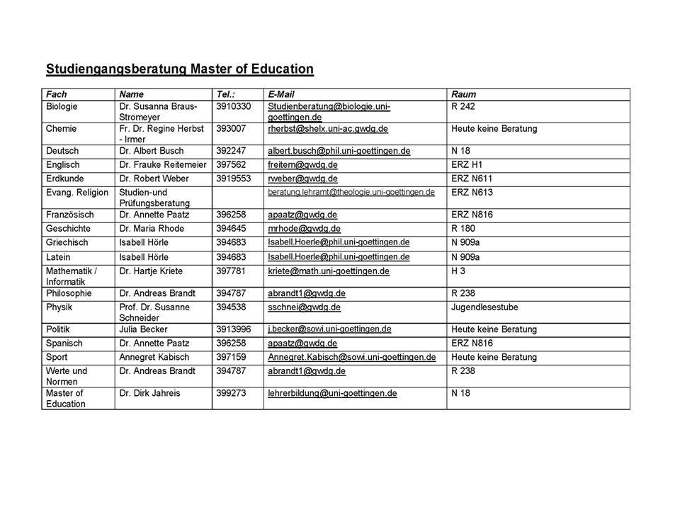 Koordinationsstelle Lehrerbildung im ZeUS