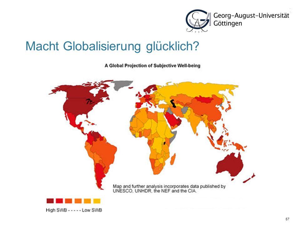 57 Macht Globalisierung glücklich?