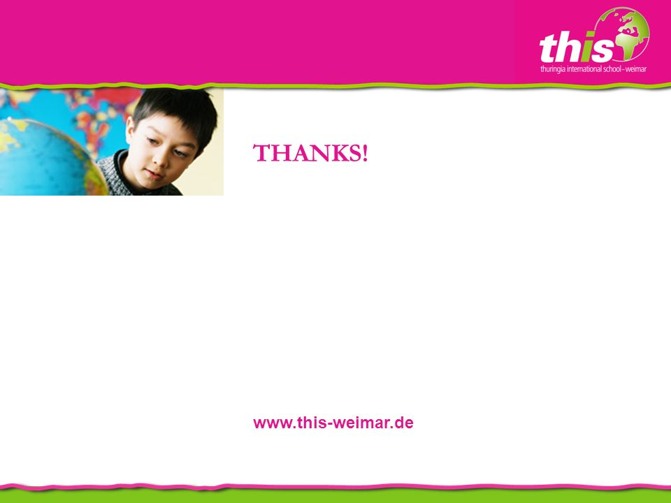 THANKS! www.this-weimar.de