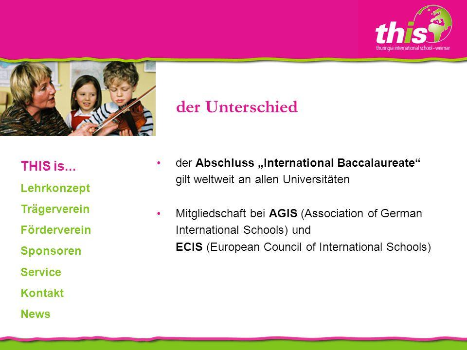 thuringia international school-weimar Bonhoefferstraße 26 D-99427 Weimar Fon+49 (0) 3643 776904 Fax+49 (0) 3643 776905 info@this-weimar.de www.this-weimar.de thuringia international school-weimar THIS is...