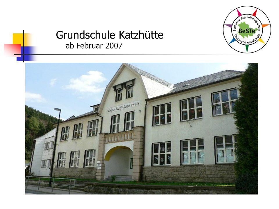 Grundschule Katzhütte ab Februar 2007