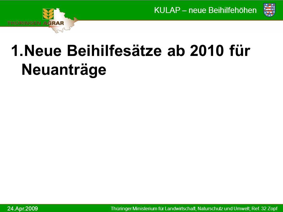 24.Apr.2009 Thüringer Ministerium für Landwirtschaft, Naturschutz und Umwelt; Ref.