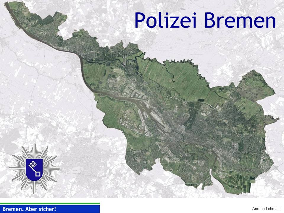 Andree Lehmann Folie 8 Die weiteren Schritte: Ziel: 6. Lenkungsausschuss am 09.11.2010 der Polizei und SfIuS Entscheidung des Senators für Inneres und