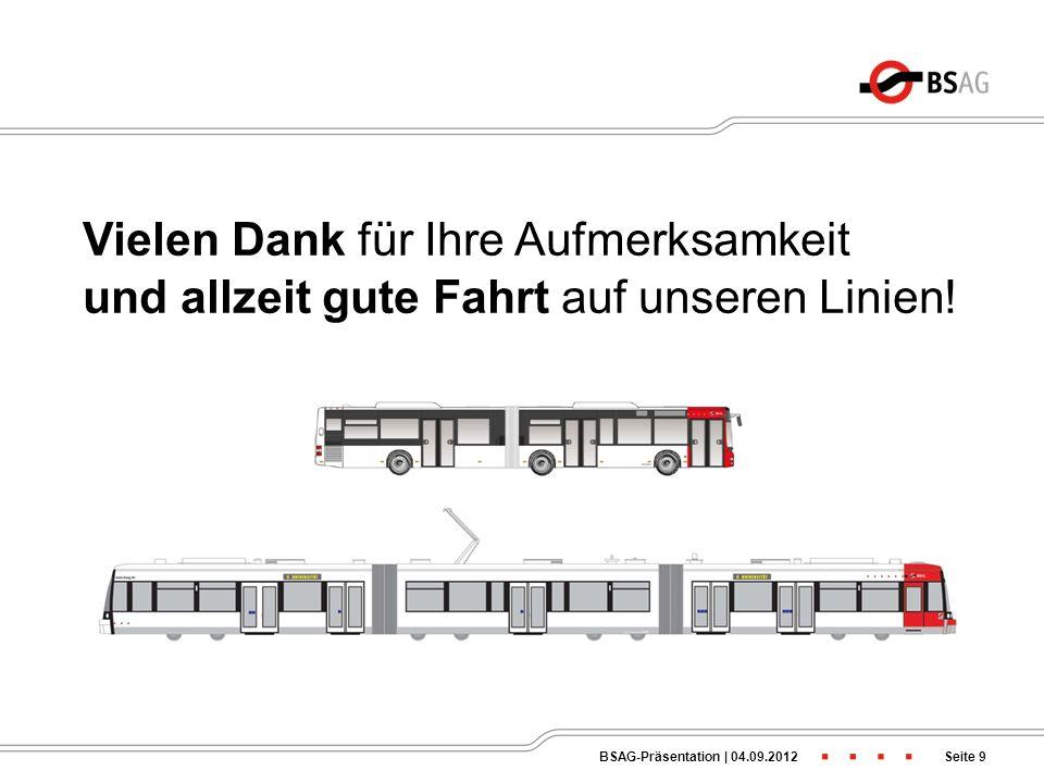 Der neue Bahnhof Mahndorf – Südseite Seite 8BSAG-Präsentation   04.09.2012