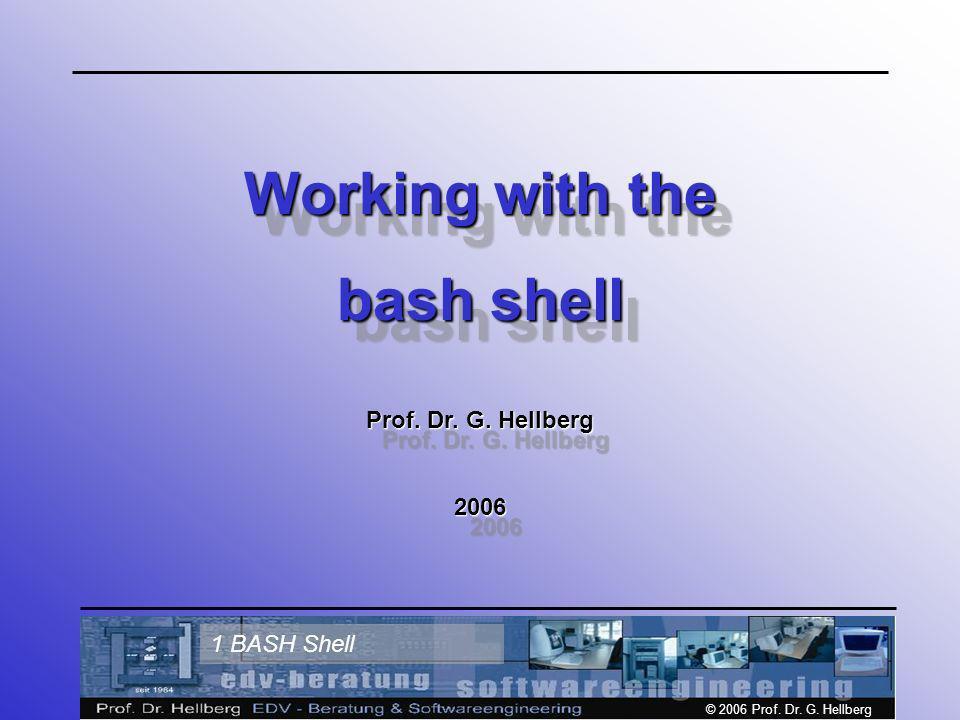 © 2006 Prof.Dr. G.