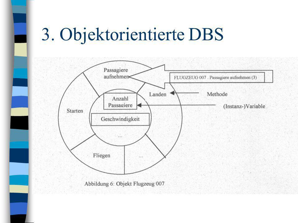 3. Objektorientierte DBS