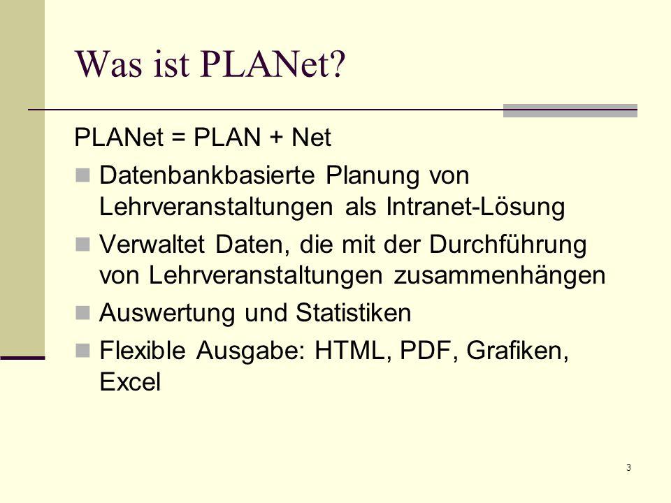 4 Entwicklung Planung am Fachbereich IMN vor Entwicklung 1.