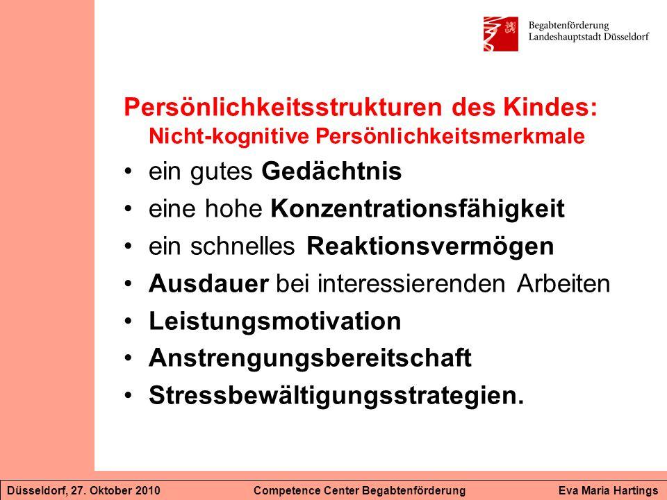 Umweltmerkmale Familiäre Umwelt Familienklima Instruktionsqualität Klassenklima Kritische Lebensereignisse Düsseldorf, 27.
