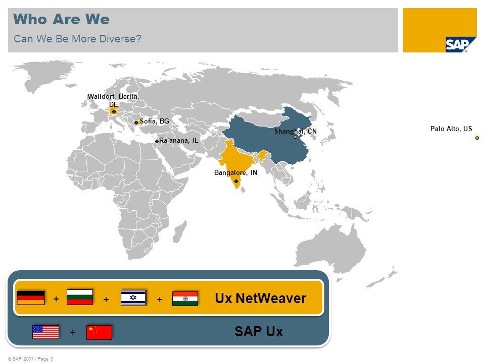 © SAP 2007 / Page 24 Grid