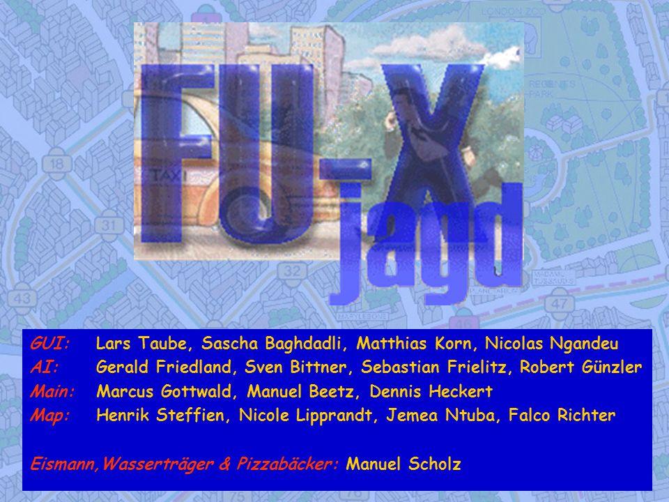 GUI:Lars Taube, Sascha Baghdadli, Matthias Korn, Nicolas Ngandeu AI:Gerald Friedland, Sven Bittner, Sebastian Frielitz, Robert Günzler Main:Marcus Got