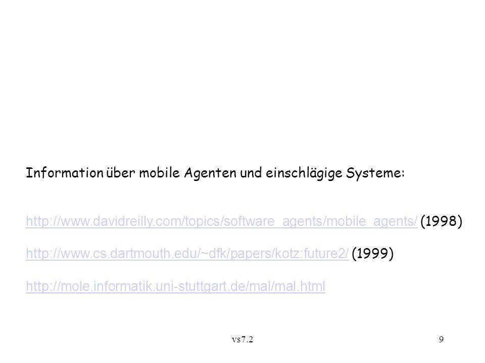 vs7.210 7.2.3 Deklarative Migration wird unterstützt durch spezielle Sprache mit entsprechenden Konstrukten bzw.