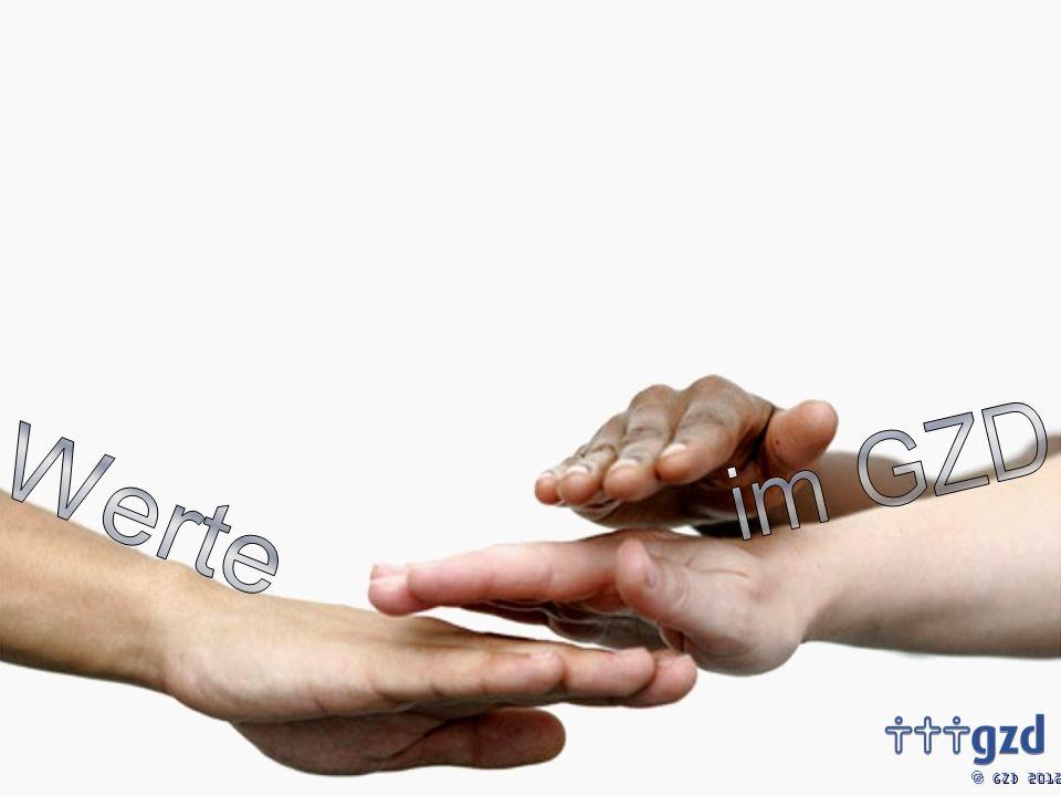 GZD 2012 Individuelle Förderung - Das Alter ist nicht ausschlaggebend - Das Geschlecht ist nicht ausschlag- gebend - Die Bildung, das Konto, der Familien- stand… ist nicht ausschlaggebend - Die Berufung ist ausschlaggebend - Die Begabung ist ausschlaggebend Wie kannst du helfen, dass andere ihren Platz finden.