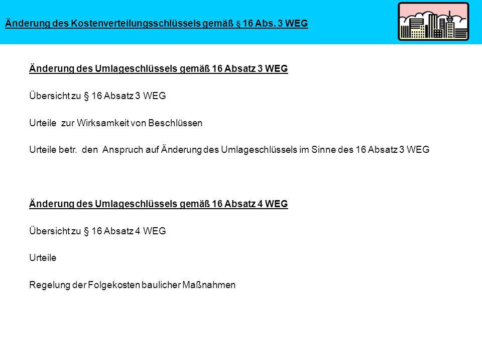 Änderung des Kostenverteilerschlüssels für die Abrechnung des laufenden Kalenderjahres Urteil des AG Düsseldorf v.