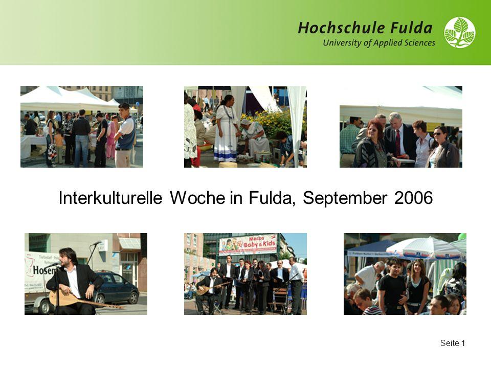 Seite 21 Familienbildung in Fulda Stadtteil Netzwerk Ostend & Ziehers-Süd INKULTURA