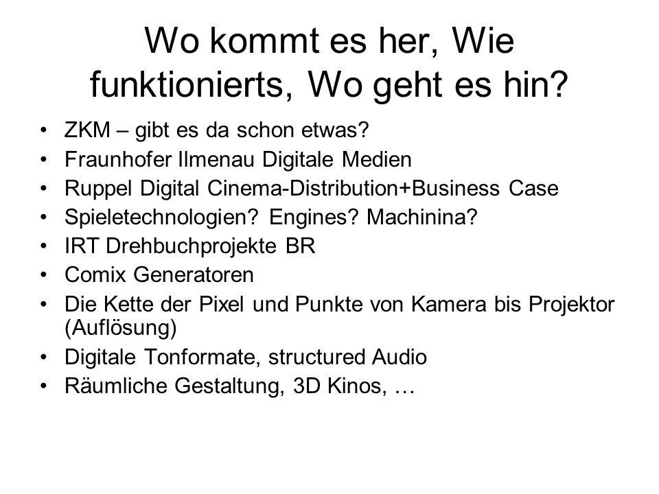 Konventionelle Abendprogramme Lightweight Kurzfilme (Auswahl Acar), asciiart Flashmovies (Berliner Club) Snacks