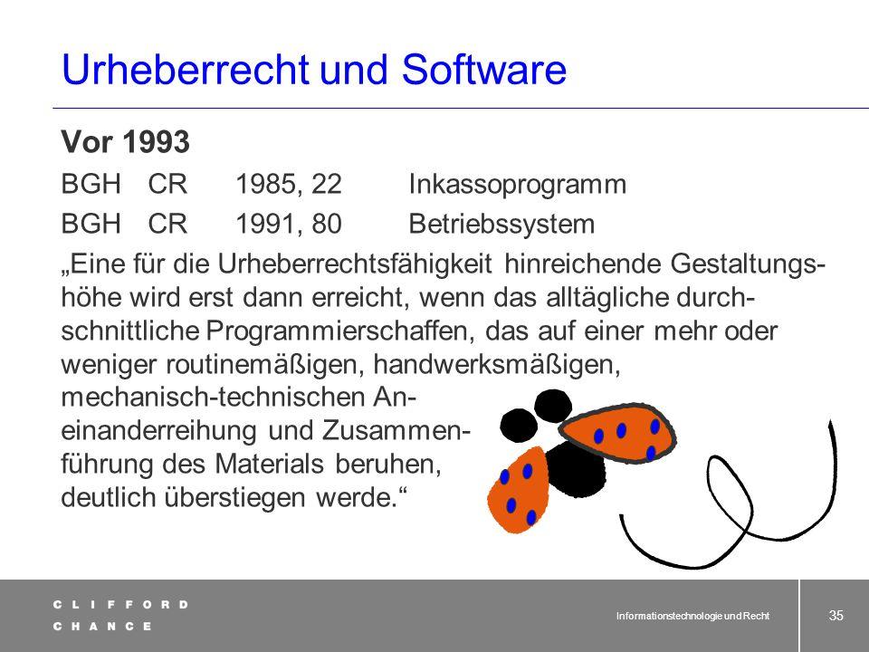 Informationstechnologie und Recht 33 Frankfurter Zeitung Ausnahmetatbestände § 23 KUG [Ausnahmen zu § 22] Ohne die nach § 22 erforderliche Einwilligun