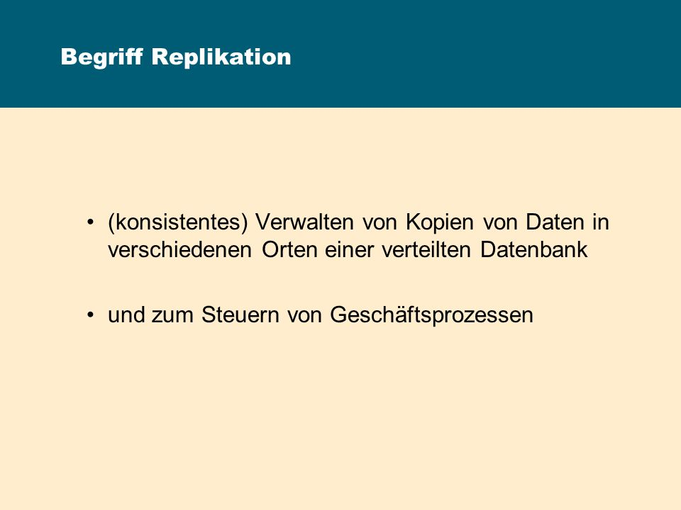 Dump und Reload Topologie database