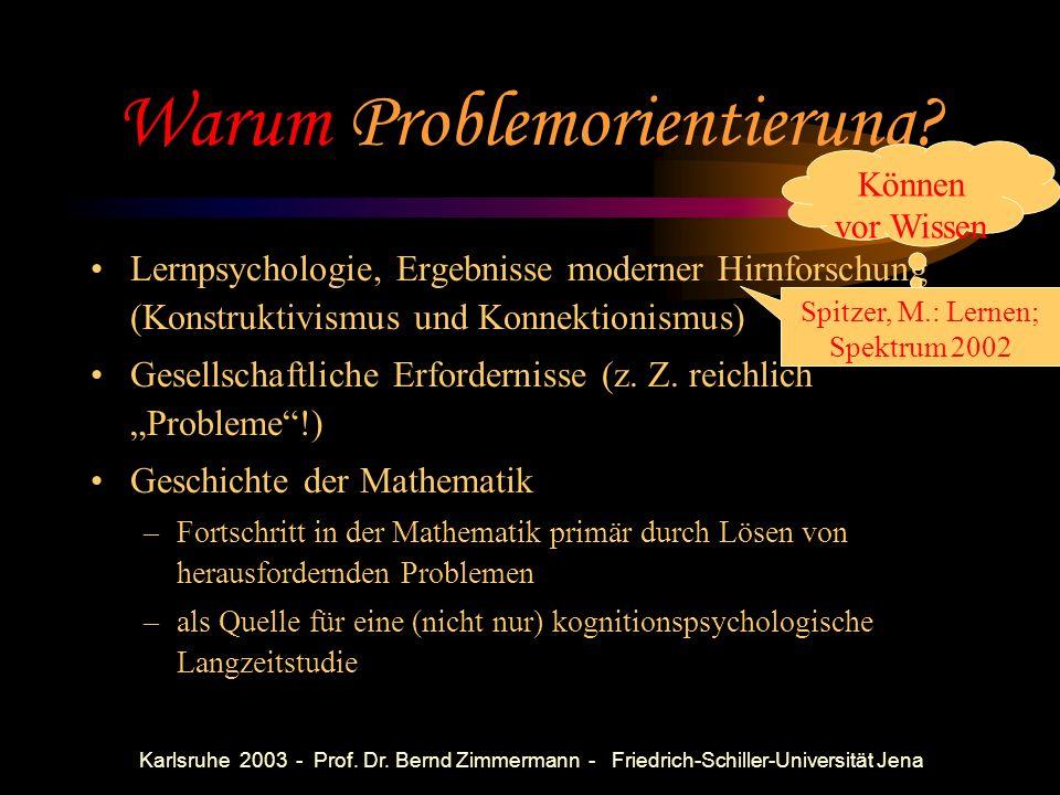 Karlsruhe 2003 - Prof. Dr. Bernd Zimmermann - Friedrich-Schiller-Universität Jena Bsp. 8: Pythagoras und al Sijzi Wer war al-Sijzi? Abu Said Ahmad ibn