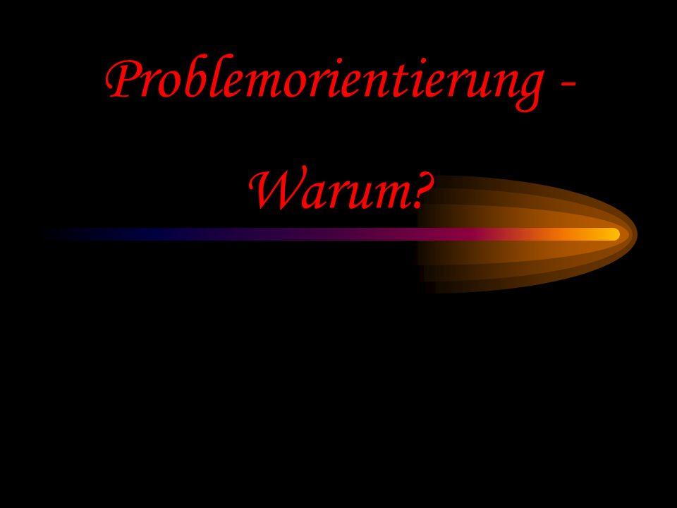 Prof. Dr. Bernd Zimmermann - Problemorientierung - Vortrag Ringvorlesung FSU Jena WS 2000/2001 Menschenbild!