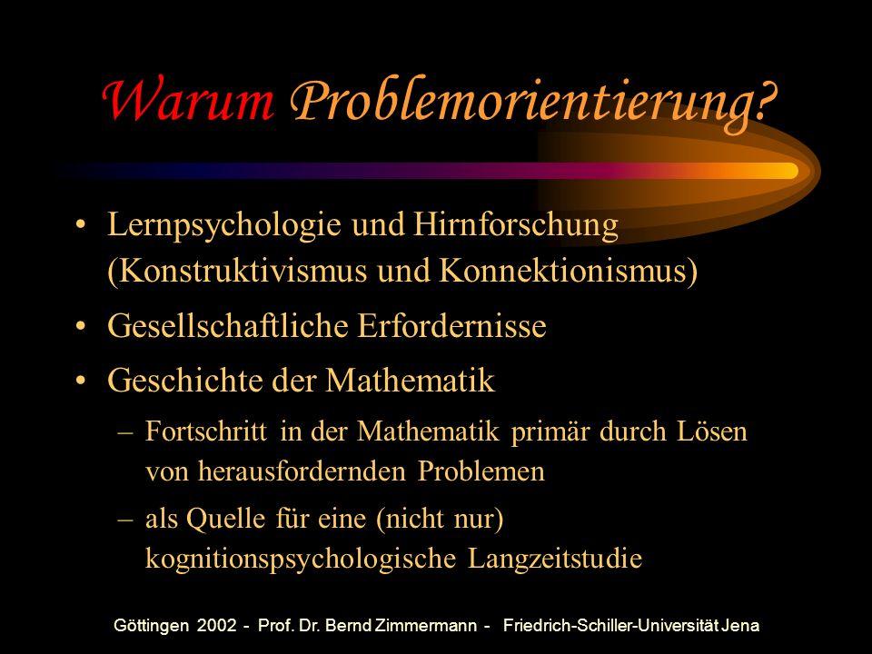 Göttingen 2002 - Prof. Dr. Bernd Zimmermann - Friedrich-Schiller-Universität Jena Bsp. 7: Pythagoras und al Sijzi Wer war al-Sijzi? Abu Said Ahmad ibn