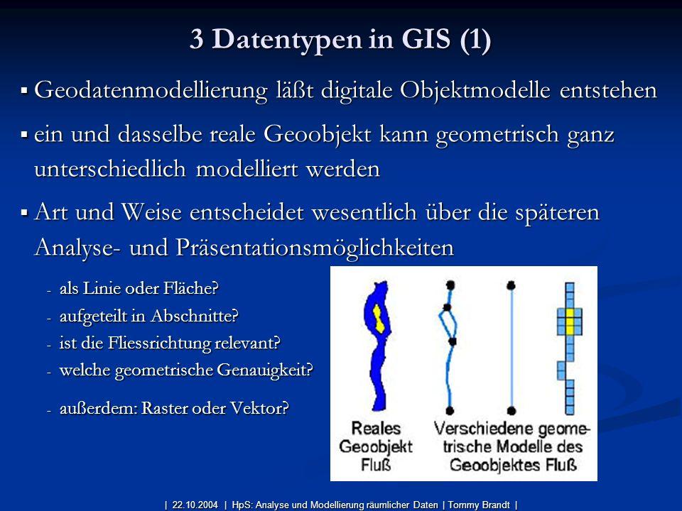 Geodatenmodellierung läßt digitale Objektmodelle entstehen Geodatenmodellierung läßt digitale Objektmodelle entstehen ein und dasselbe reale Geoobjekt