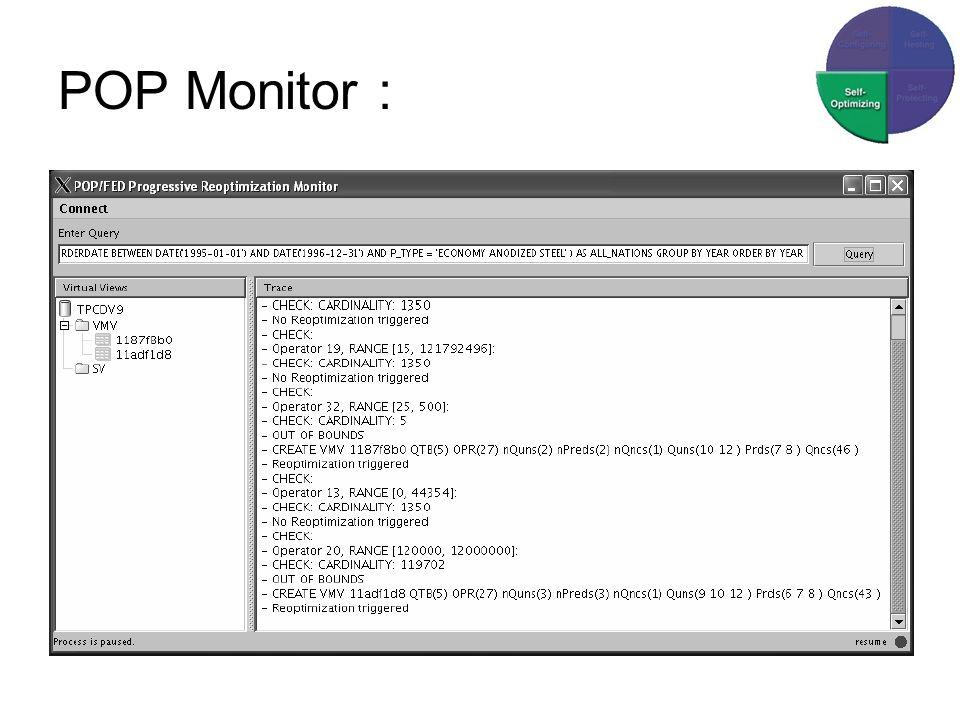 POP Monitor :