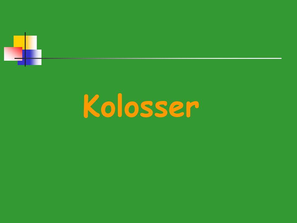 Kolosser