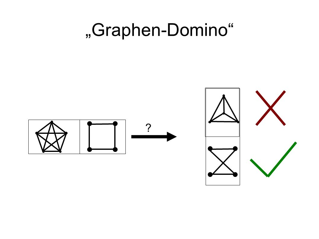 Graphen-Domino