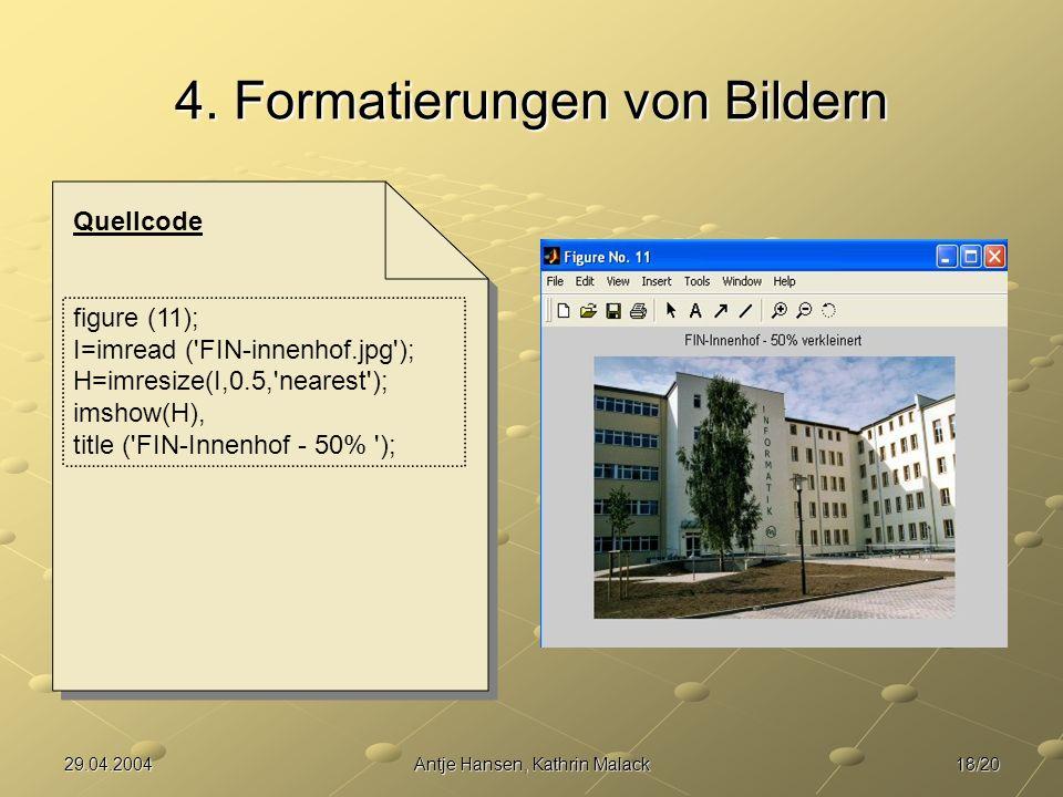 18/2029.04.2004Antje Hansen, Kathrin Malack 4.