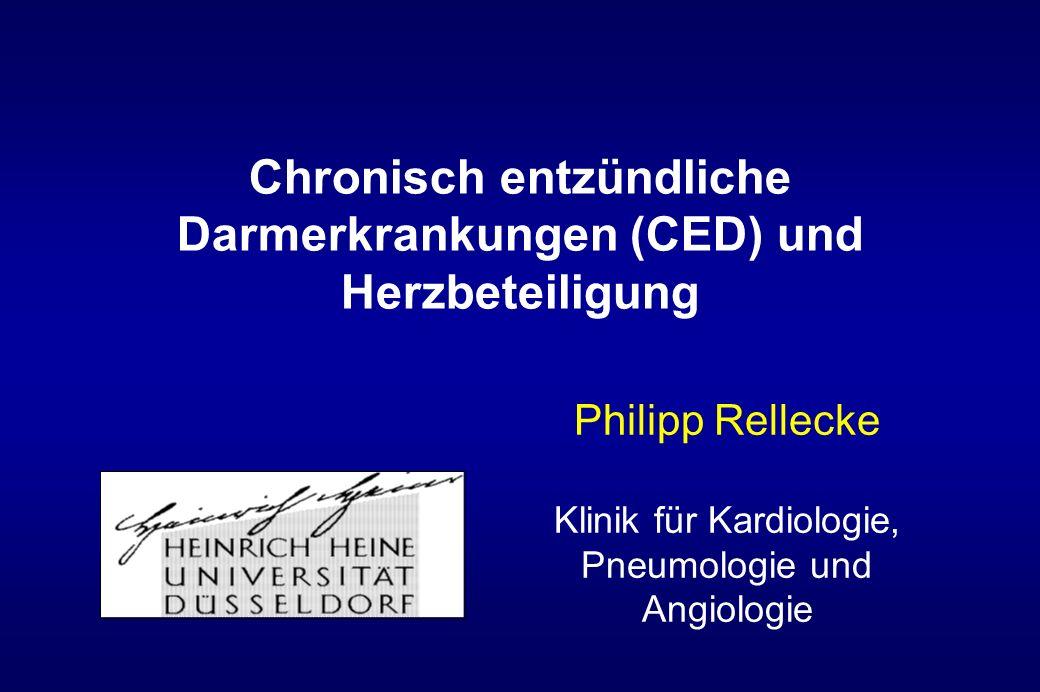 Pathogenese der CED