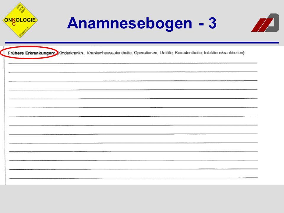 Anamnesebogen - 3