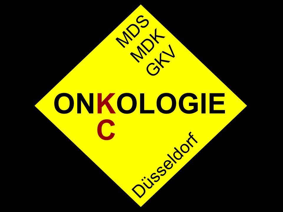 Düsseldorf MDS MDK GKV ONKOLOGIE C