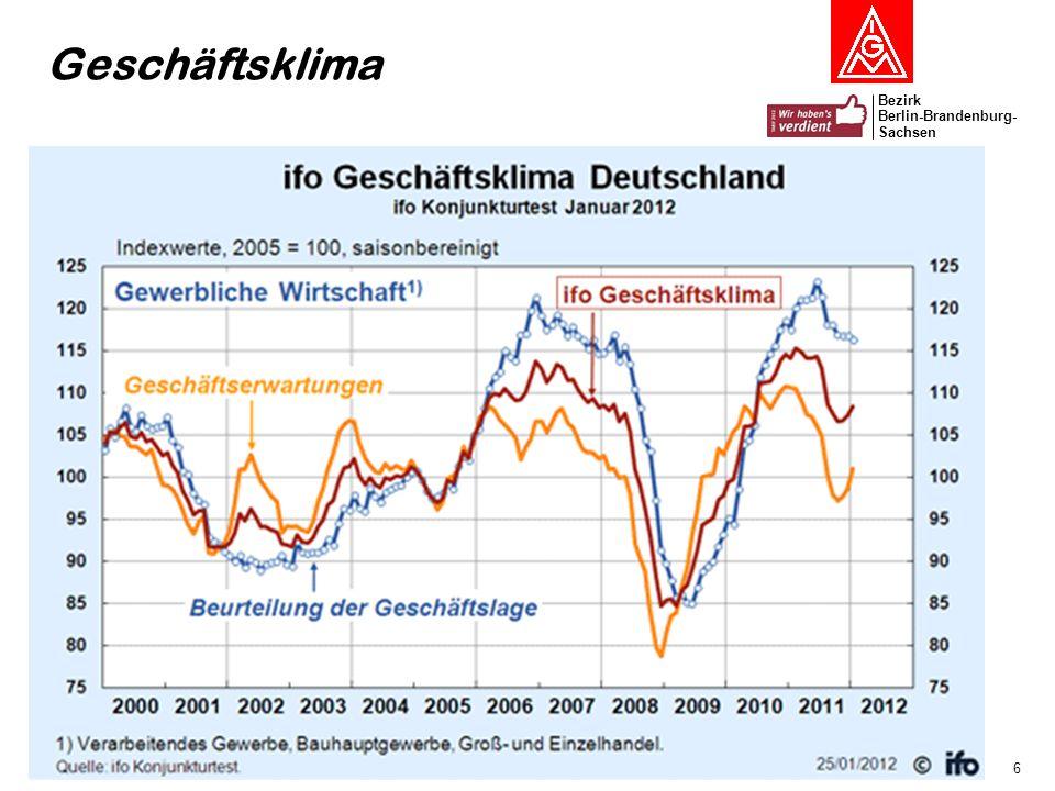 Bezirk Berlin-Brandenburg- Sachsen 17 Wie weiter .