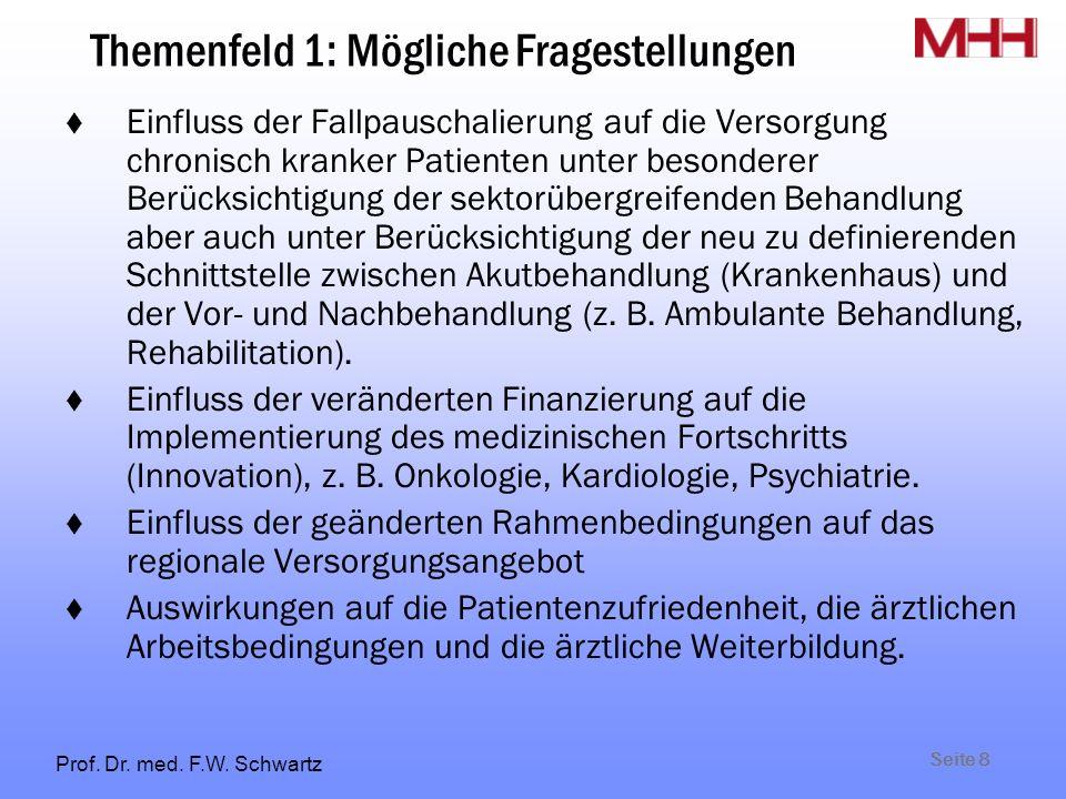 Seite 8 Prof. Dr. med. F.W.