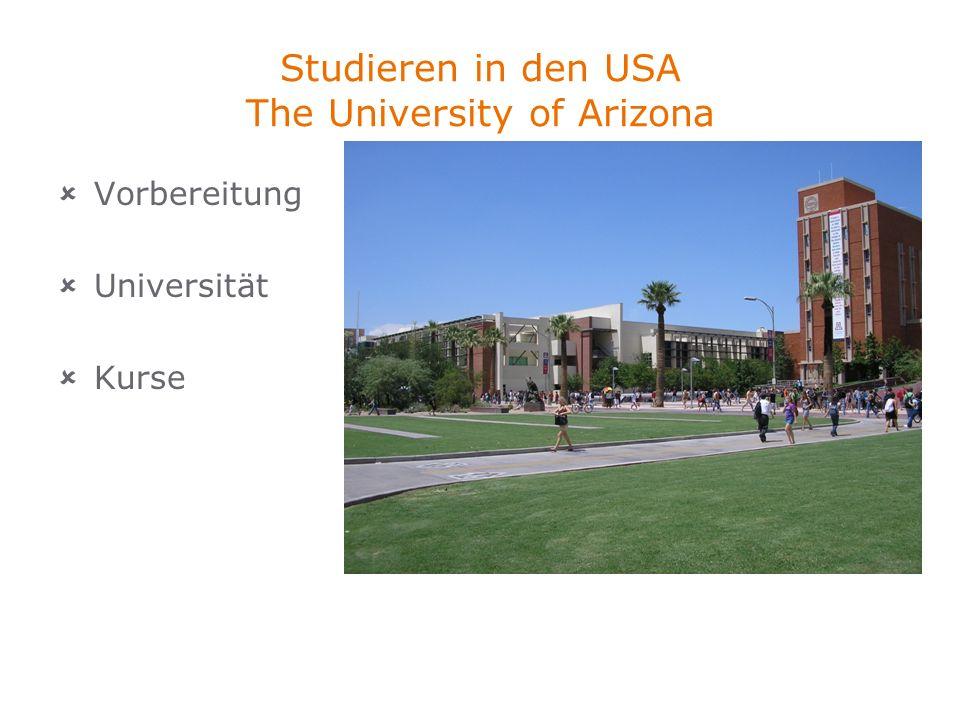 Vorbereitung Universität Kurse
