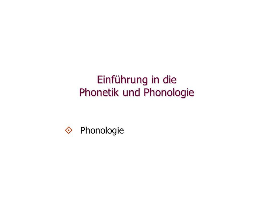 Phonetische Ähnlichkeit Die phonetische Ähnlichkeit ist eine notwendige Bedingung für die Zugehörigkeit zur gleichen Lautfamilie , es ist aber keine hinreichende Bedingung.