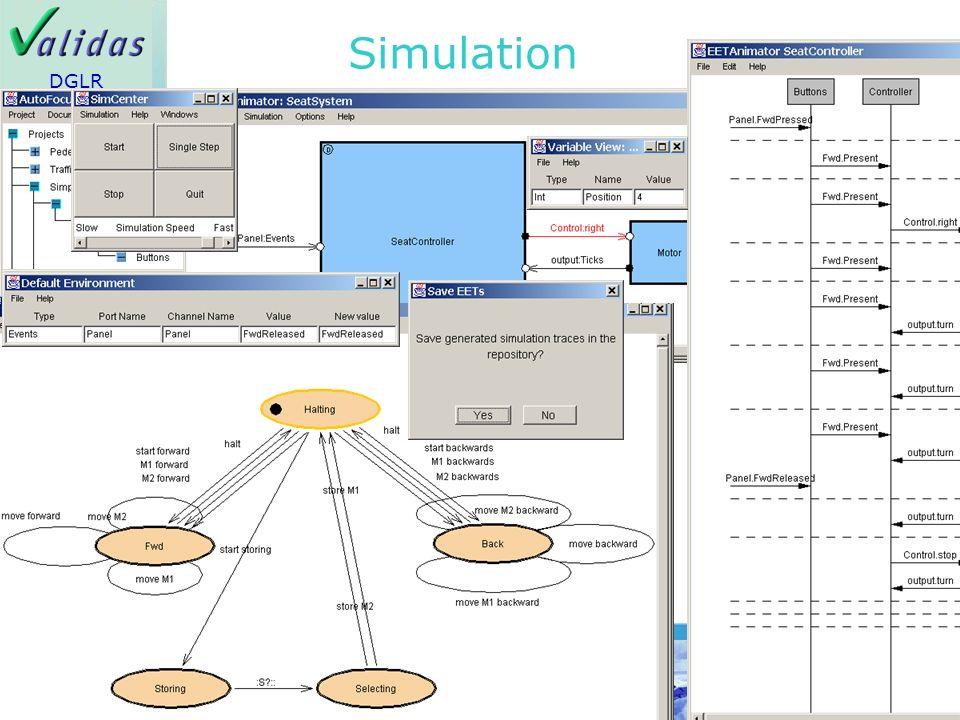 Realtime Testmodelle und Automatisierung Folie 18 Validas Modelle Summary Echtzeit Testautom.