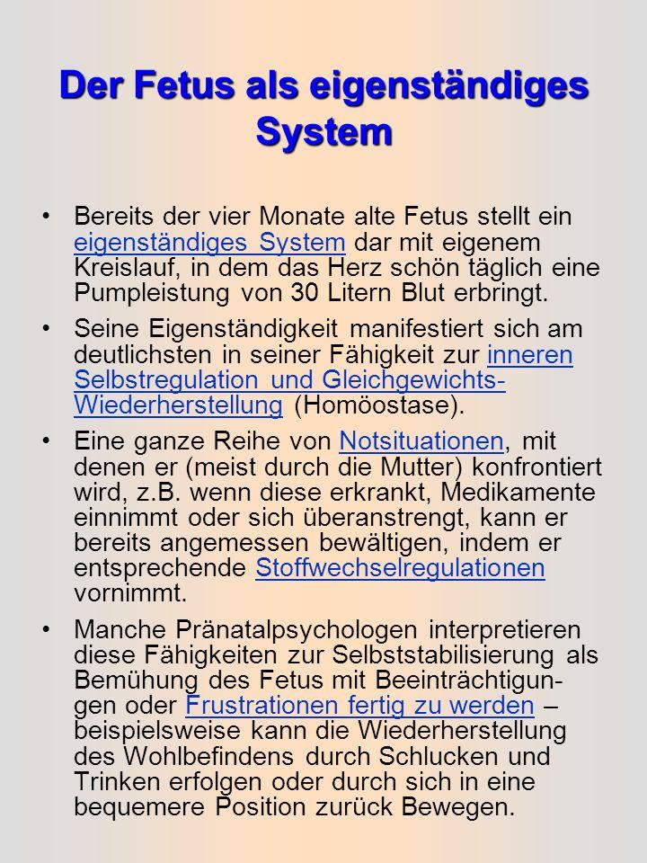 Entwicklung der sozialen Kompetenzen (5) Im 3. und 4. SSM vervollkommnen sich die Propriozeption (Eigenwahrnehmung des Körpers) und der Gleichgewichts