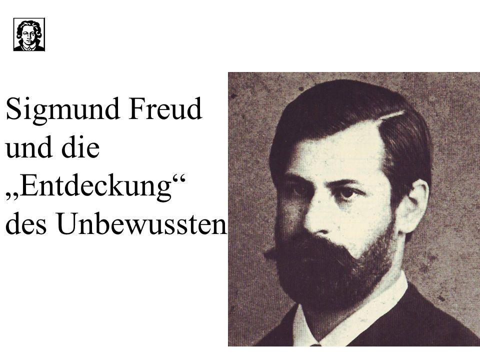Sigmund Freud und die Entdeckung des Unbewussten