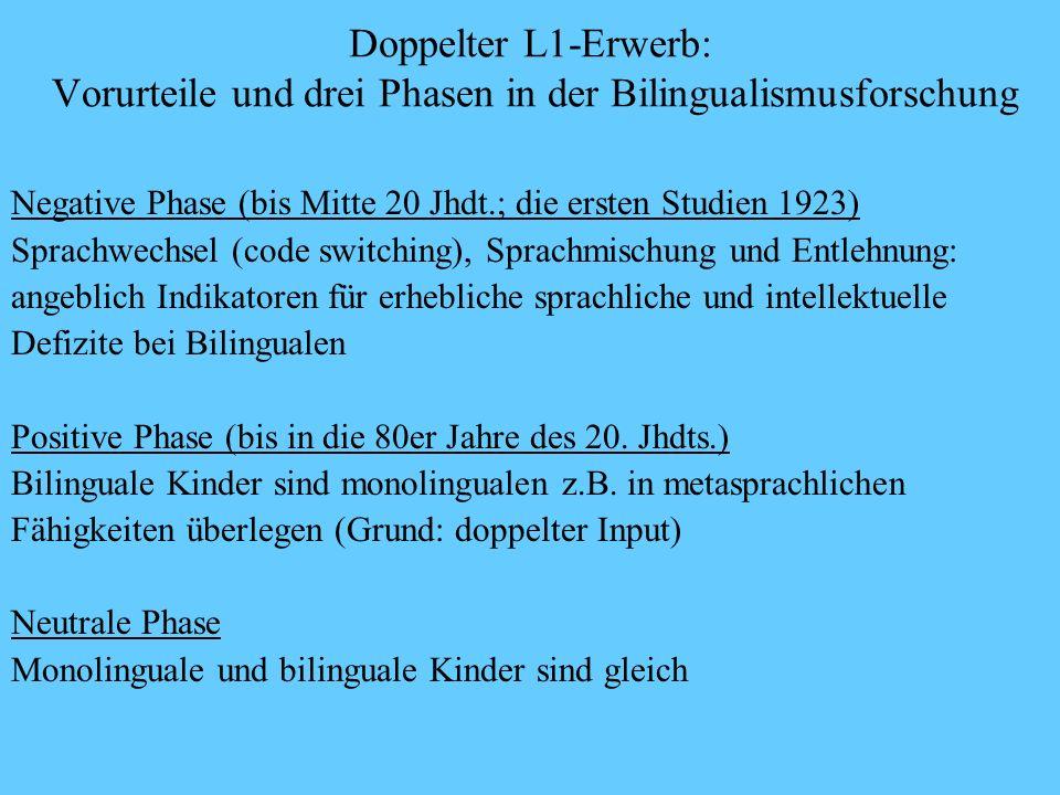 Terminologisches Sprachwechsel = (adressaten- bzw.
