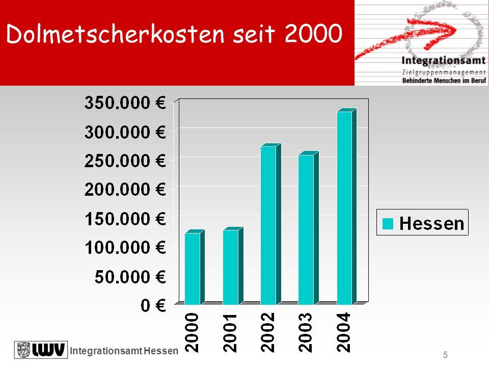 Integrationsamt Hessen 5 Dolmetscherkosten seit 2000