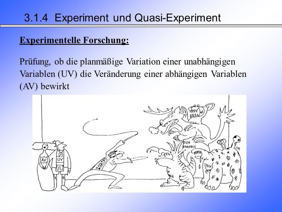 Sir Frederick Bartlett: Remembering (1932) Der Krieg der Geister – Experimente mit sinnvollem Material – Schema-Begriff Erinnern ist Rekonstruktion Methoden der Behaltensprüfung: Freies Reproduzieren (free recall) Serielles Reproduzieren Wiedererkennen / Paarlernen (cued recall) 3.1.3 Frederick Bartlett