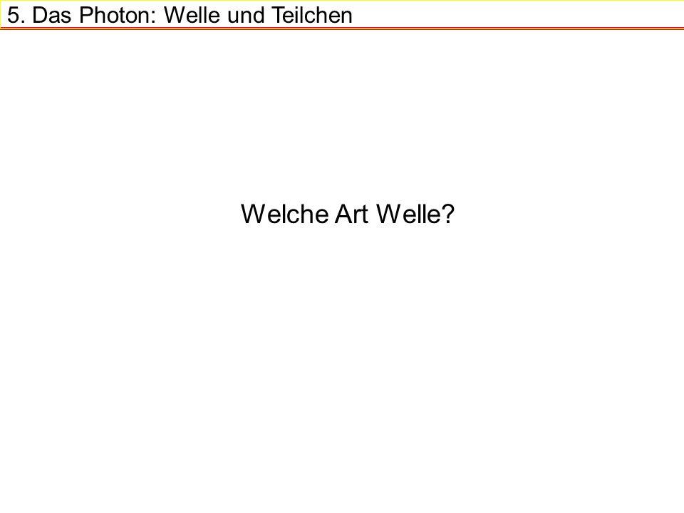 5. Das Photon: Welle und Teilchen 5.3. Der Comptoneffekt different slit width (Slit1)
