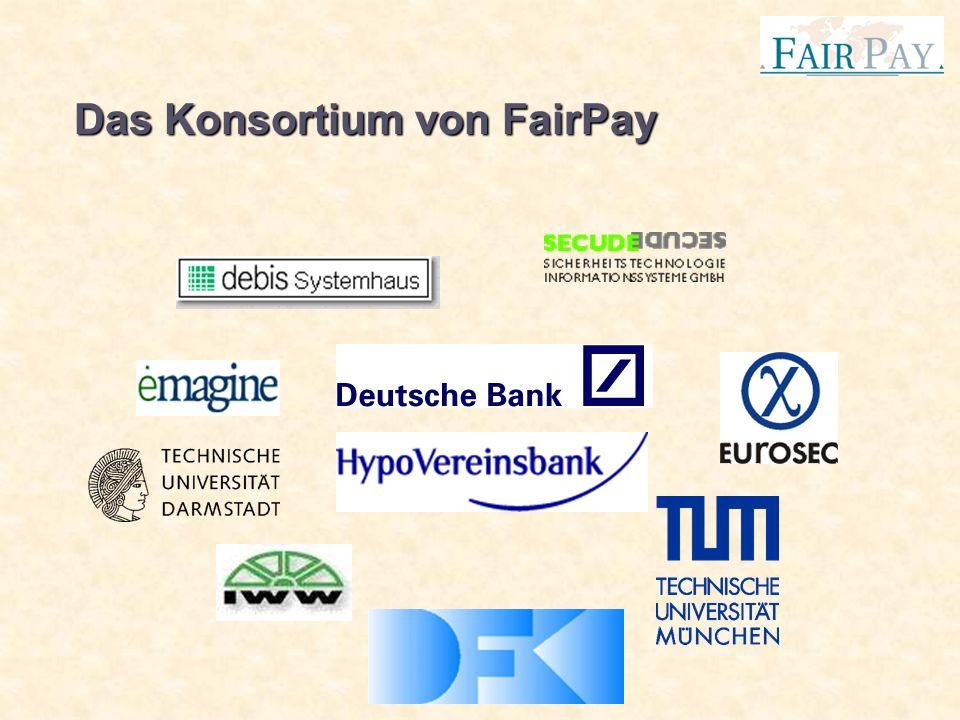 Das Konsortium von FairPay
