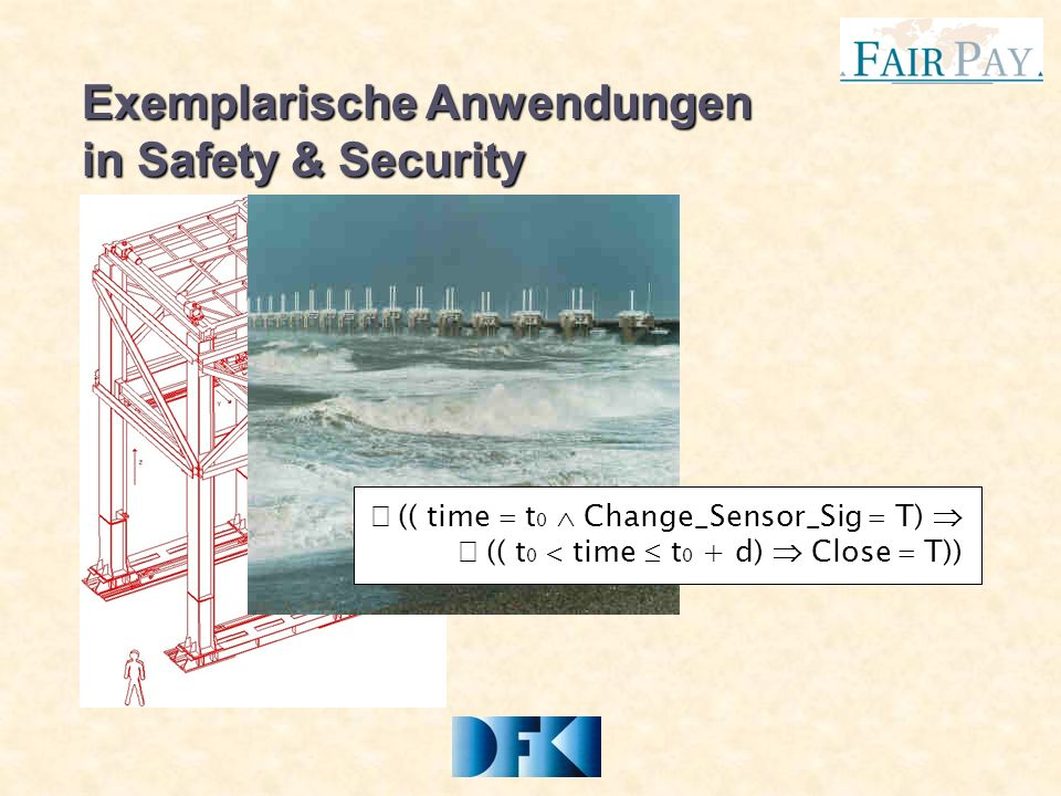 Exemplarische Anwendungen in Safety & Security