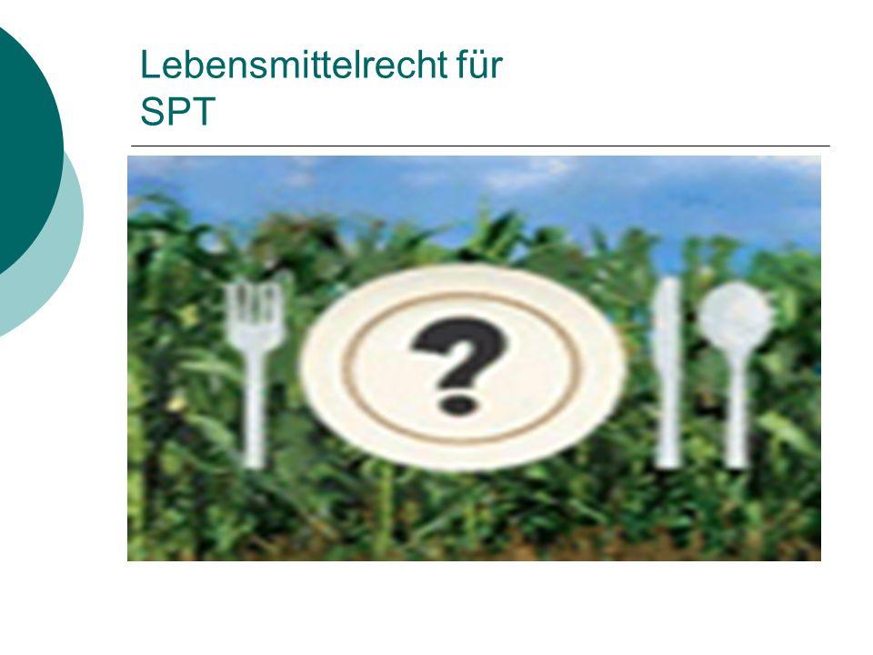 19a - Weitere Ermächtigungen zum Schutz bei dem Verkehr mit Lebensmitteln 3.