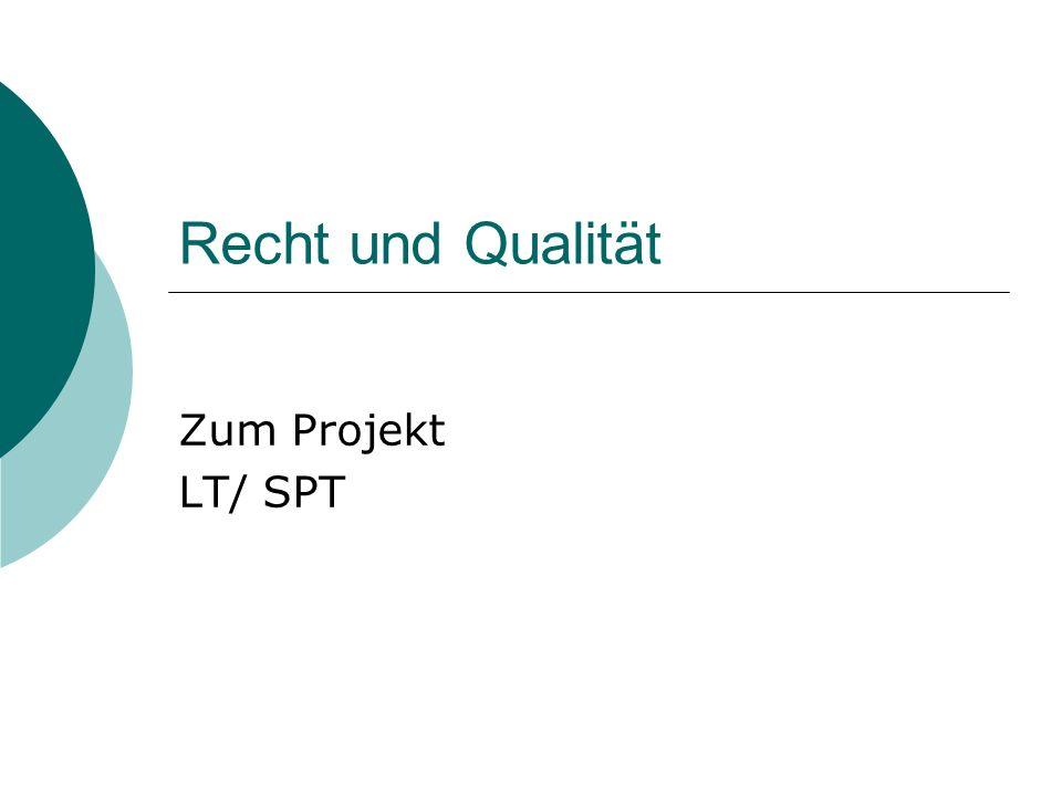 QUID – Quantitative Ingredient Declaration In der Neufassung der LMKV vom 15.12.1999 (BGBl.