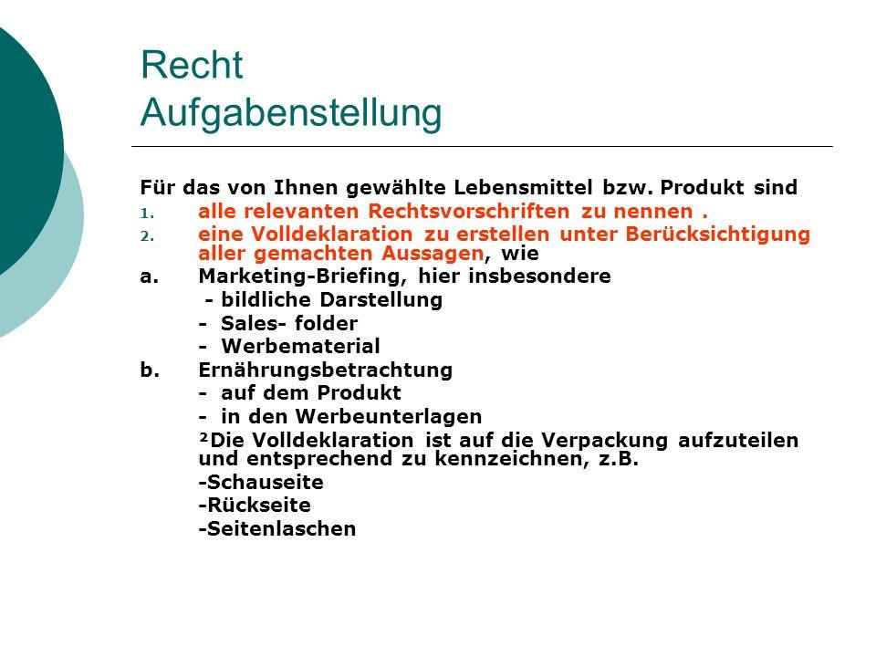 ETIKETTIERUNG VON ERZEUGNISSEN, DIE FLEISCH ENTHALTEN Richtlinie 2001/101/EG der Kommission vom 26.
