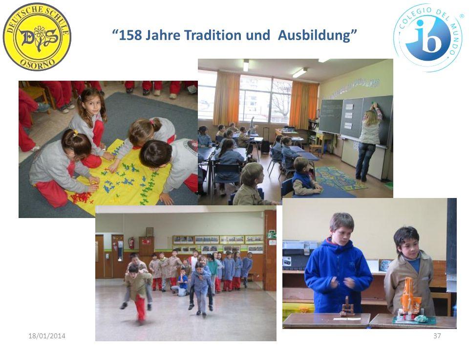 158 Jahre Tradition und Ausbildung 18/01/201437WWW.DSO.CL
