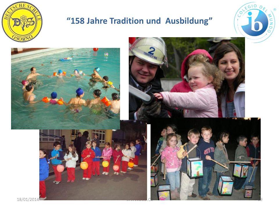 158 Jahre Tradition und Ausbildung 18/01/201439WWW.DSO.CL